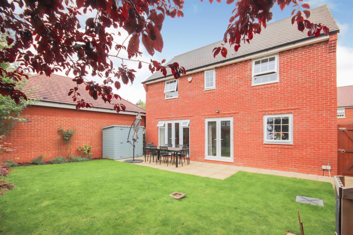 Images for 20 Rose Tree Close, Moulton, NORTHAMPTON EAID:hortseaapi BID:1