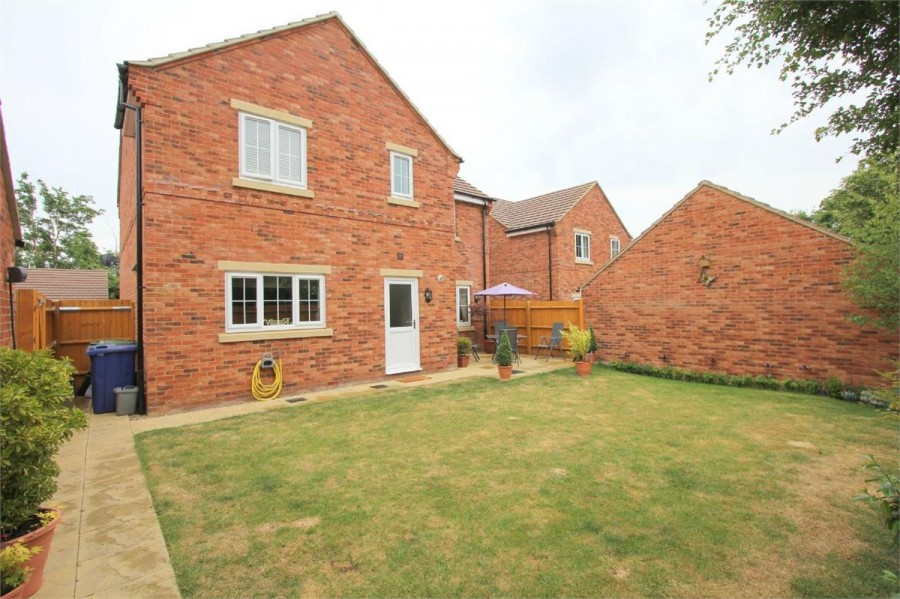 Images for 3 Legion Close, Roade, NORTHAMPTON EAID:hortseaapi BID:1