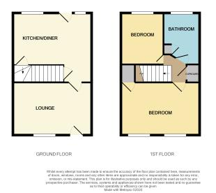Floorplans For Northampton Road, BRIXWORTH