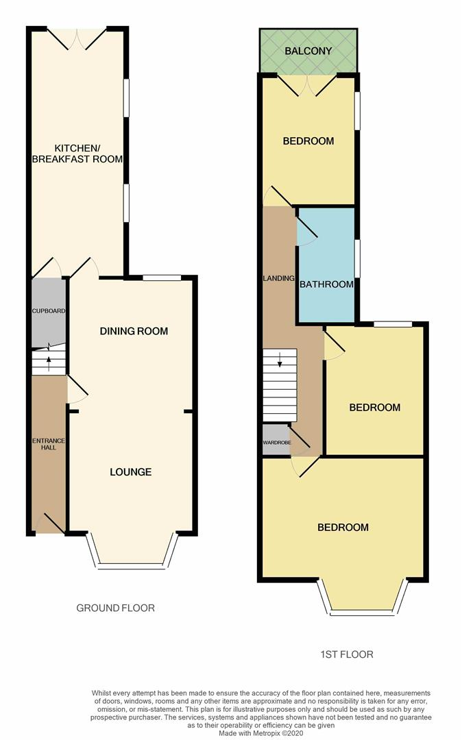 Floorplans For 7 Hilltop, Boughton Green Road, NORTHAMPTON