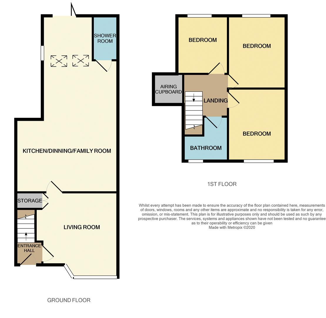Floorplans For Lesson Road, Brixworth, NORTHAMPTON