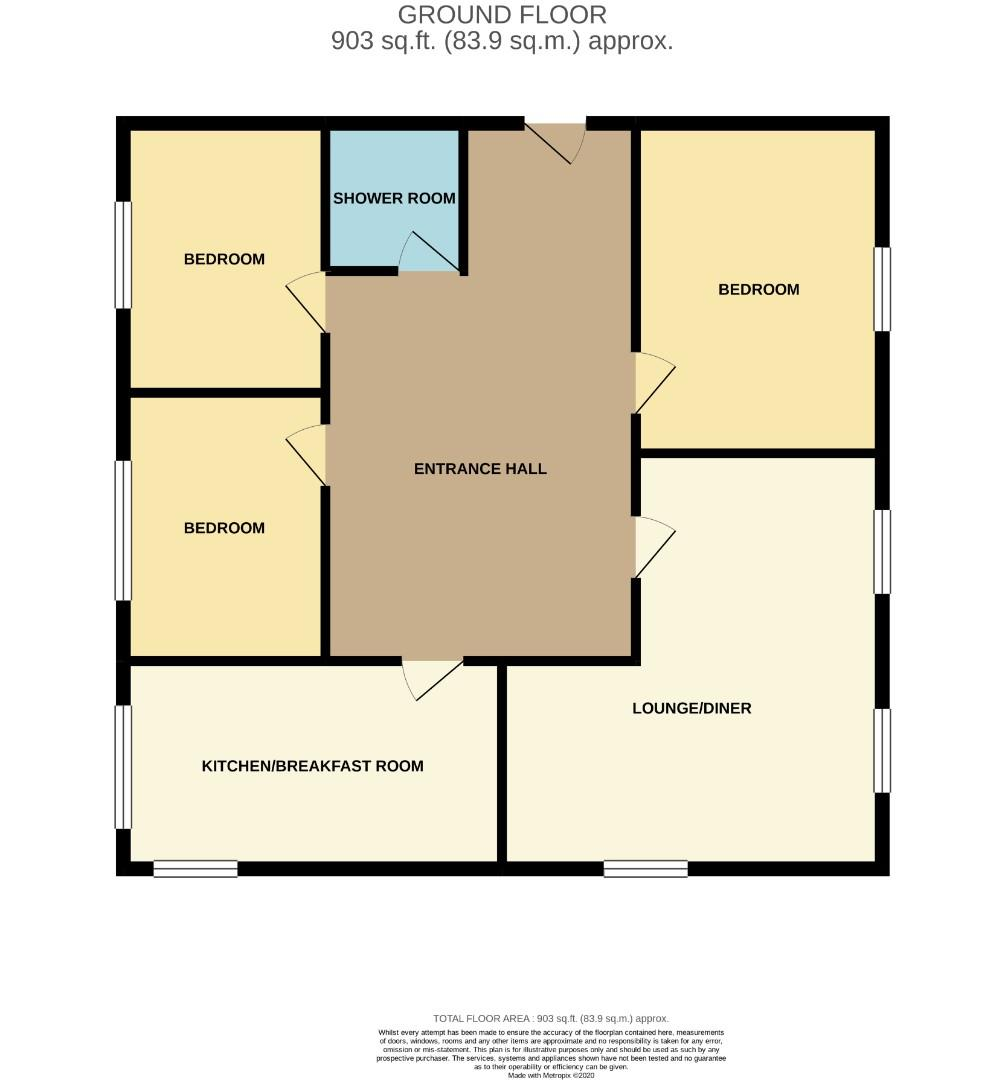 Floorplans For Cliftonville Court, NORTHAMPTON