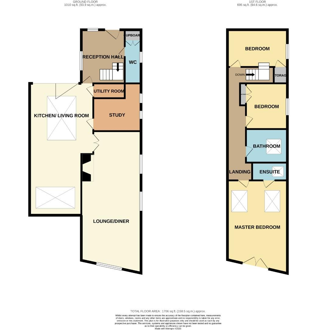 Floorplans For Sywell Road, Holcot