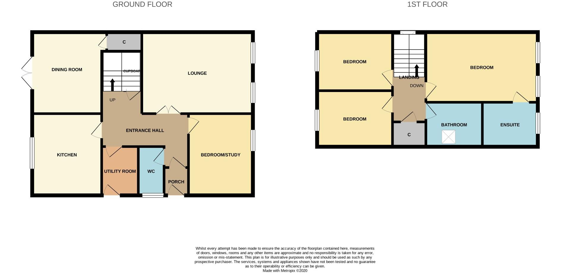 Floorplans For Dalestones, West Hunsbury
