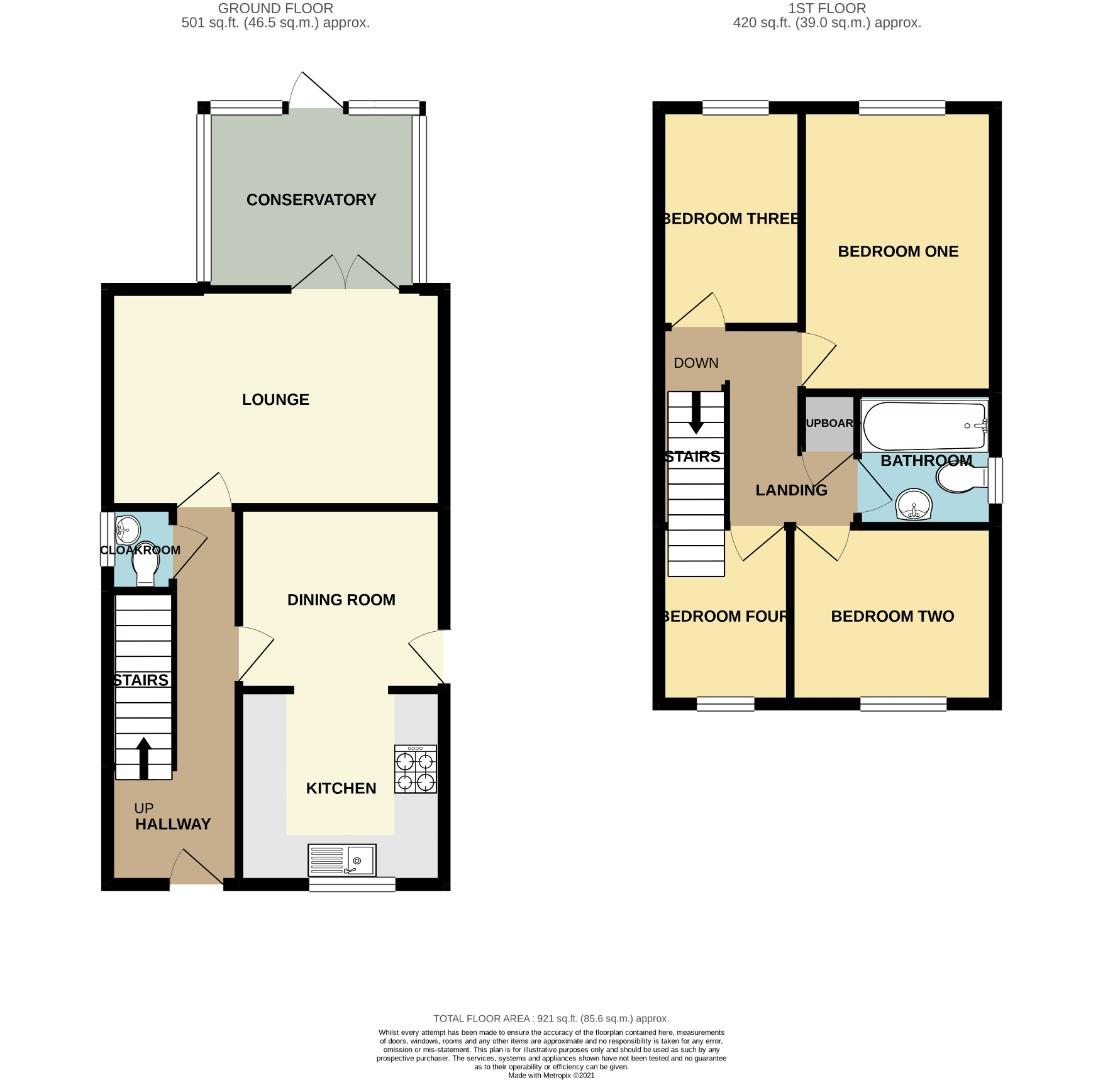 Floorplans For Pine Ridge, Northampton